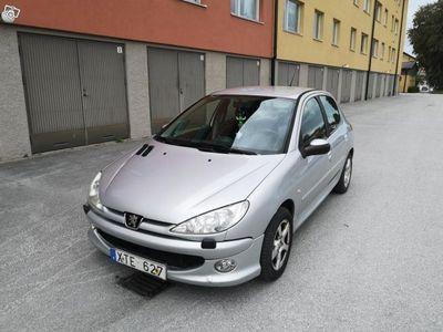 begagnad Peugeot 206 1,4 5d -02