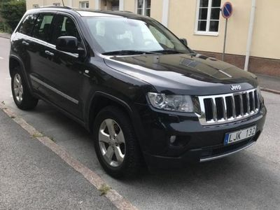 begagnad Jeep Grand Cherokee 3.0 241hk CRD Limited
