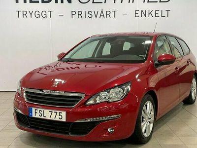 begagnad Peugeot 308 SPORTWAGON 2.0 HDi Automatisk, 150hk | VINTERHJUL