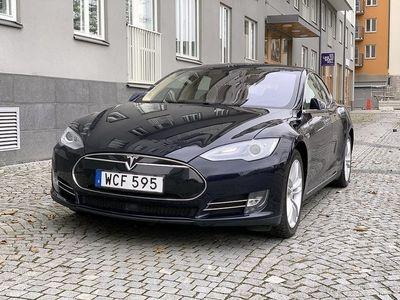 begagnad Tesla Model S 85 85 kWh Single Speed 378hk