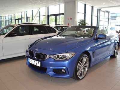 used BMW 440 i xDrive Cabriolet M-Sport (326hk)