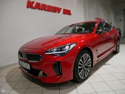 gebraucht Kia Stinger 2,2 CRDi AWD AT8 GT-Line Plus -18