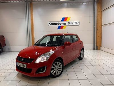 begagnad Suzuki Swift 1.2 5D 94Hk Msn