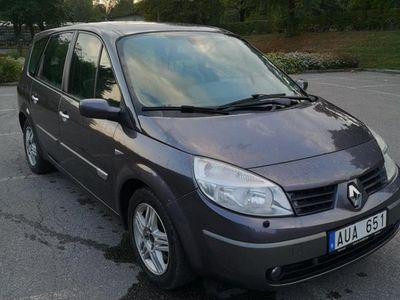 begagnad Renault Scénic II Grand