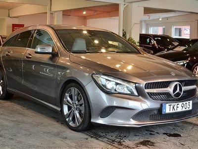 begagnad Mercedes 200 CLA BenzShooting Brake Aut Gps Drag 2018, Sportkupé 254 900 kr