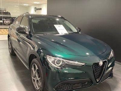begagnad Alfa Romeo Stelvio Alfa Romeo Stelvio 2.0 200HK Q4 Automat