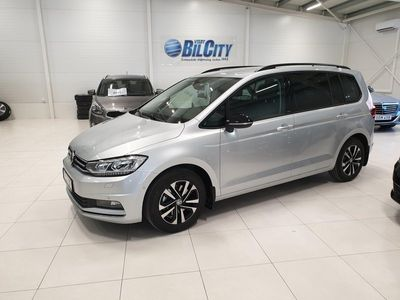 begagnad VW Touran 1.0 TSI 7-sits 115hk