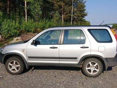 gebraucht Honda CR-V 02 repobjekt eller resevdelsbil -02