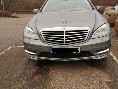 begagnad Mercedes S350L AMG fullt utr Sven