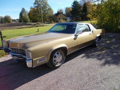 brugt Cadillac Eldorado 1968