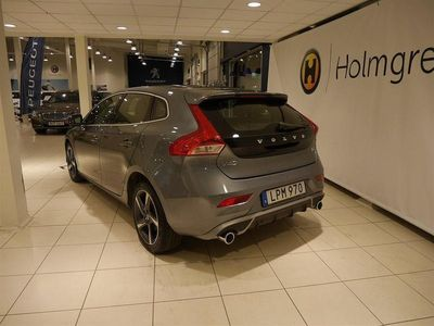 begagnad Volvo V40 D3 R-Design VOC Aut