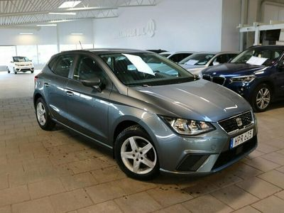 begagnad Seat Ibiza 1.0 EcoTSI EU6 95hk 5dr. PDC