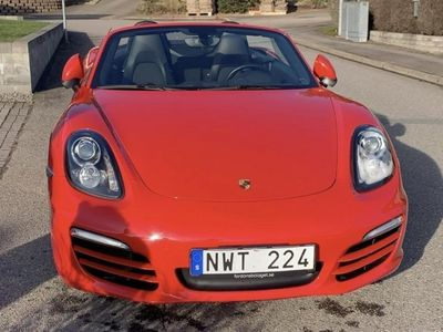 begagnad Porsche Boxster 2,7