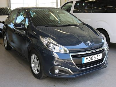 begagnad Peugeot 208 Active Style 82 hk