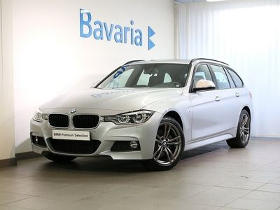 gebraucht BMW 330 i xDrive Touring M-Sport Connected Nav Drag Nypris 492 200 K