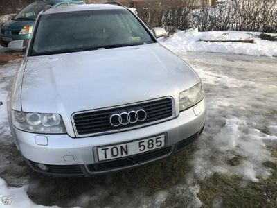 begagnad Audi A4 1,8T -02