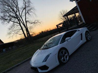begagnad Lamborghini Gallardo LP 560-4