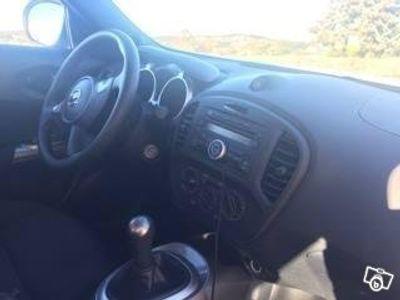 begagnad Nissan Juke 1.6(117hk) Visia -12