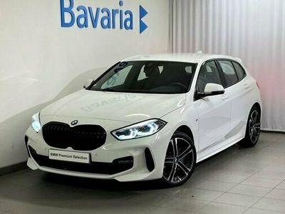 begagnad BMW 120 d xDrive M-Sport Nav Läder Vhjul Ny 2021, Halvkombi Pris 359 700 kr