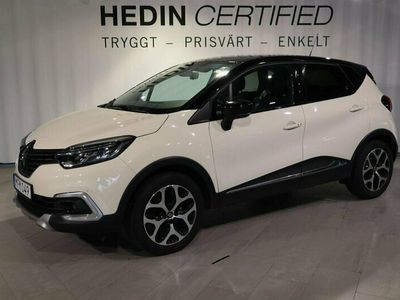 begagnad Renault Captur 0.9 TCe 90hk INTENS NAVI/KAMERA