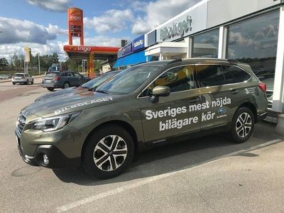 begagnad Subaru Outback 2.5 4WD Lineartronic Euro 6 17