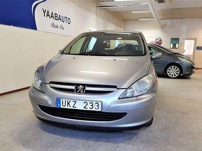 brugt Peugeot 307 5-dörrar 2.0 Automat XS 136hk -04
