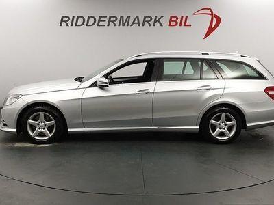 begagnad Mercedes E200 CDI/DRAG/ 1 BRUKARE