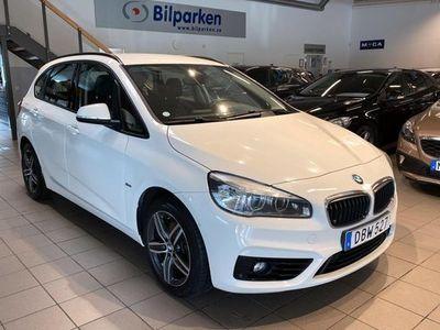 begagnad BMW 218 Active Tourer d Sport Euro 6 2016, Kombi 159 900 kr