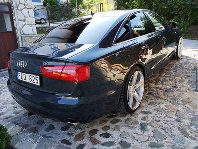 begagnad Audi A6 3.0 TDI Quatro 313 hk -12