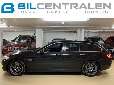 begagnad BMW 525 d xDrive Touring Drag Läder 218hk