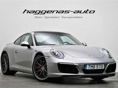begagnad Porsche 911 Carrera S 991 / 420hk / Sport Chrono