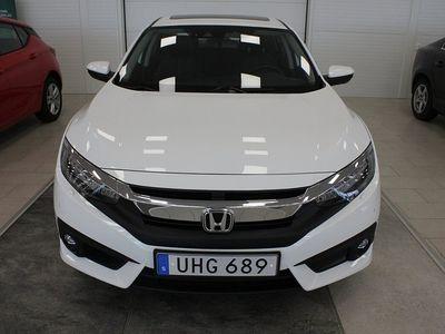 gebraucht Honda Civic Sedan 1.5 i-VTEC Aut Executive -17