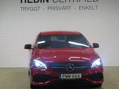 begagnad Mercedes CLA200 Shooting Brake AMG V-HJUL