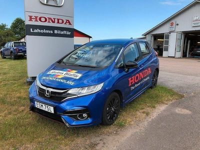 begagnad Honda Jazz 1,5 Dynamic AUT GPS 130hk S+V-hjul