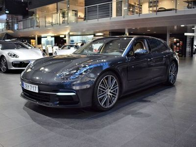 begagnad Porsche Panamera 4 Sport Turismo