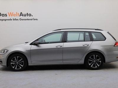 begagnad VW Golf Sportscombi TSI130/P-värmare/Drag