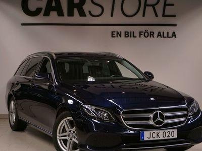 begagnad Mercedes E220 - Benz194hk Dragkrok Värmare