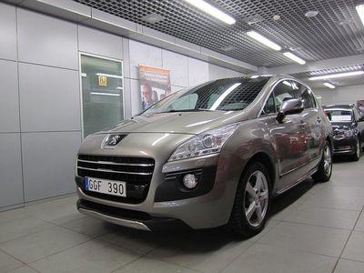 gebraucht Peugeot 3008 2.0 Hybrid4 /Diesel.EGS 200hk
