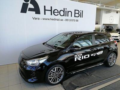 begagnad Kia Rio Rio1.0 T-GDI 120HK 48V DCT GT LINE Mildhybrid