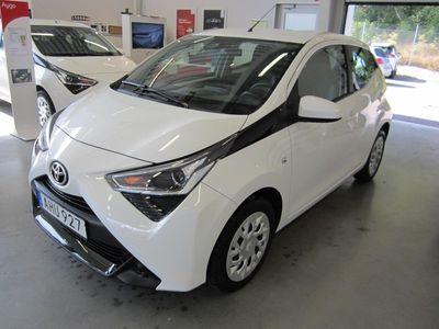 begagnad Toyota Aygo 1.0 X-PLAY VVT-i
