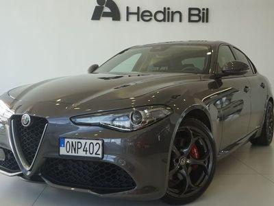 begagnad Alfa Romeo Giulia VELOCE 2.0 280HK AT8 AWD Q4