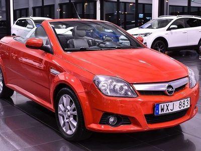 begagnad Opel Tigra TwinTop 1.4 Cab