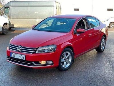 begagnad VW Passat 1.4 Navi