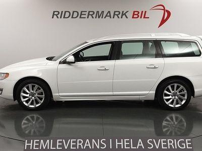 begagnad Volvo V70 D5 AWD Summum VoC Drag 215hk