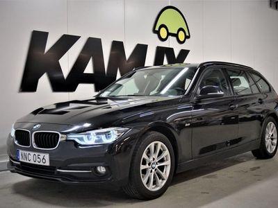 begagnad BMW 318 d Sportline   Drag   S&V-Hjul   150hk