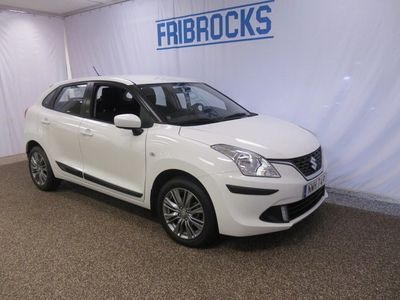 begagnad Suzuki Baleno 1.0 GL Euro 6 1 Ägare 2017, Halvkombi 117 900 kr