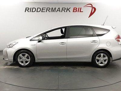 begagnad Toyota Prius+ Hybrid 1.8 7-sits Navi Nyservad