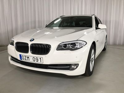 used BMW 525 d xDrive Touring Touring, F11 (218hk)