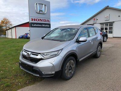 begagnad Honda CR-V 2,0 Hybrid Elegance AWD KAMPANJ