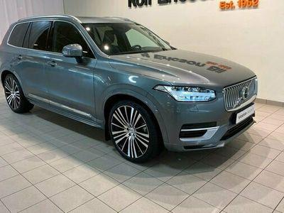 begagnad Volvo XC90 T8 TE Inscription 7-säten 2020, SUV Pris 799 500 kr